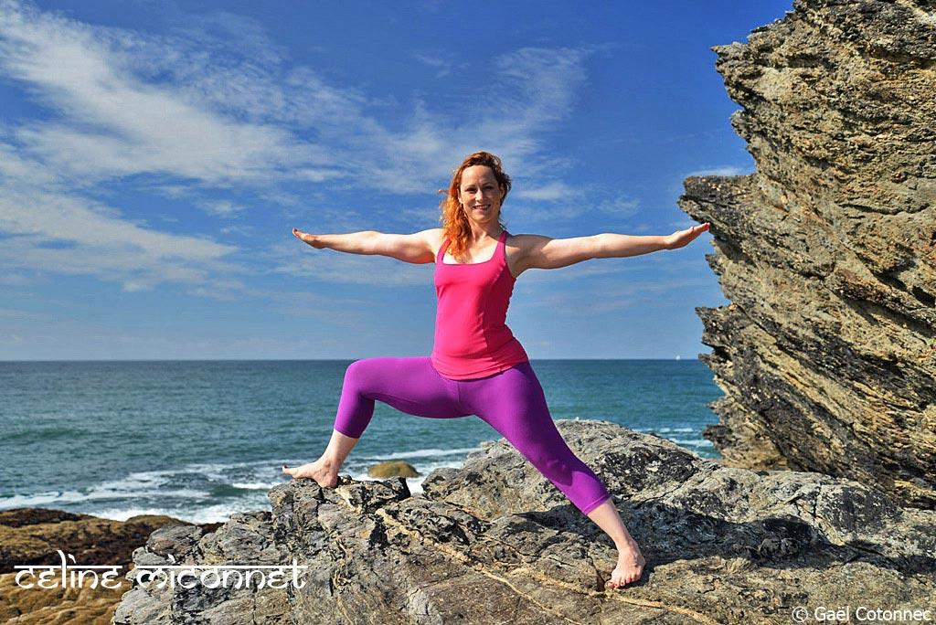 Céline Miconnet - Formation yoga thérapie en ligne et à distance pour kiné, ostéo, medecin, infirmière, personnel soignant - devenir prof de yoga thérapeutique
