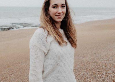 Elisa Tamisier, professeur de yoga aux Herbiers et en Vendée - Diplômée Fédération Française de Green Yoga et certifiée Yoga Alliance