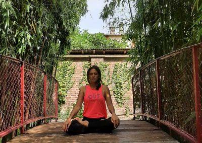 Sophie Swhirley Professeur de yoga Strasbourg