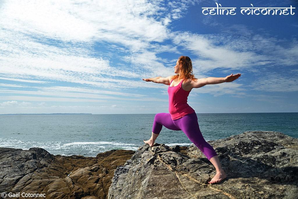 Fédération Française de Green Yoga : Celine Miconnet - greenyoga - green yoga - www.green-yoga.fr - formation yoga - formation de yoga - devenir professeur de yoga