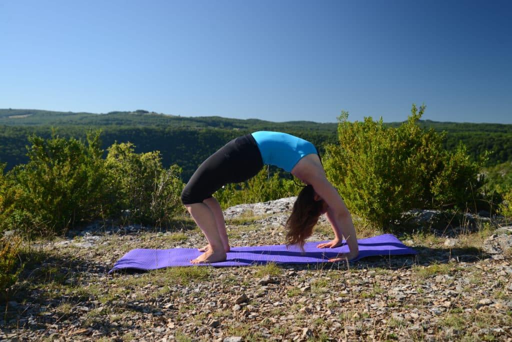 Formation de yoga intermédiaires et avancé yoga alliance- expert asanas- Céline Miconnet