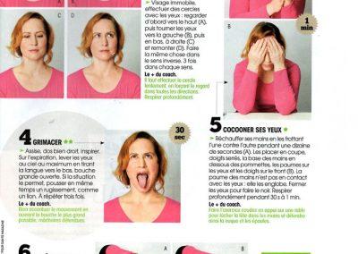 Celine Miconnet Santé Magazine - Yoga pour les yeux